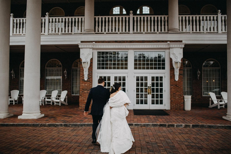 Stephanie And Bryan Estate At East Wind - Michael Cassara | Photography - Long Island Wedding Photographer