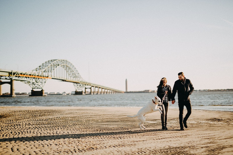 Corissa And Mike Captree State Park - Michael Cassara | Photography - Long Island Wedding Photographer
