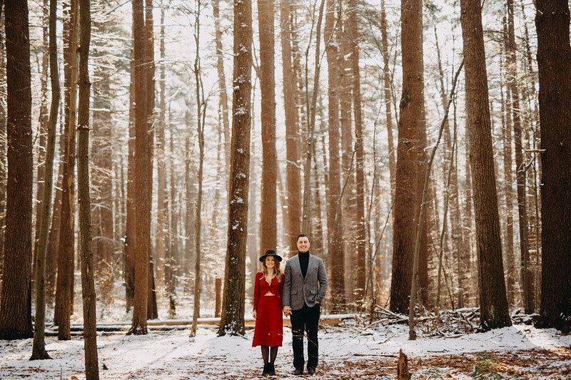 Dani And Drew Prosser Pines Yaphank Ny - Michael Cassara | Photography - Long Island Wedding Photographer