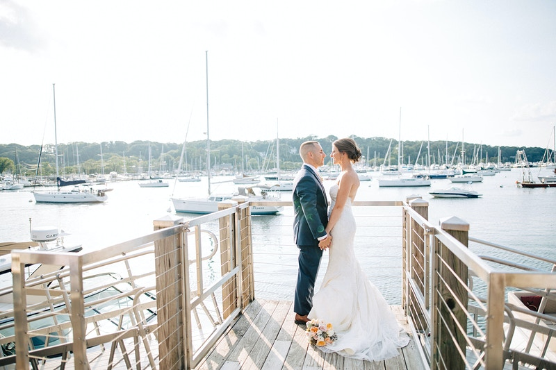 Kate And Rob Harbor Club At Prime Huntington Ny - Michael Cassara | Photography - Long Island Wedding Photographer
