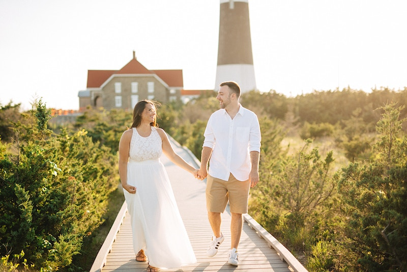 Sam And Mike Fire Island Ny - Michael Cassara | Photography - Long Island Wedding Photographer