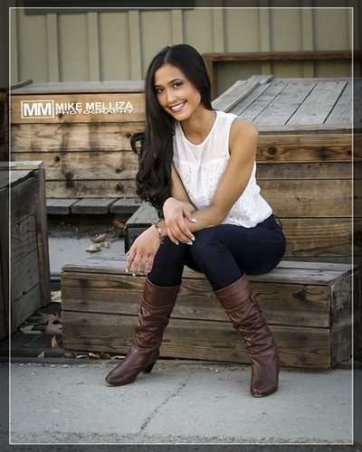 Senior Portraits - Mike Melliza Photography