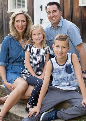 Family Portraits - Mike Melliza Photography
