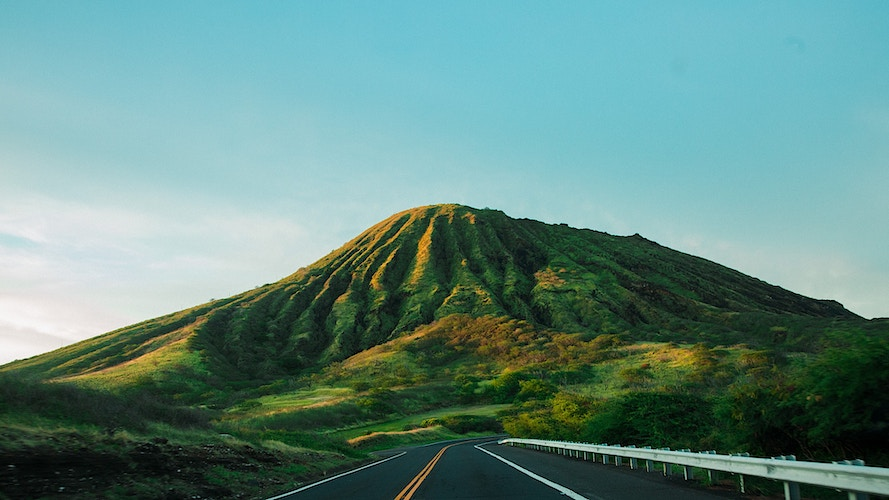 Open Road - Mike Monaghan Photographer