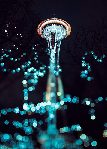 Space Needle - Mike Monaghan Photographer