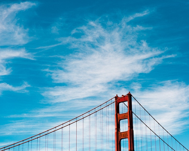 Golden Gate - Mike Monaghan Photographer