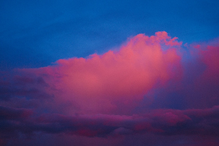 Cotton Candy Clouds I - Mike Monaghan Photographer