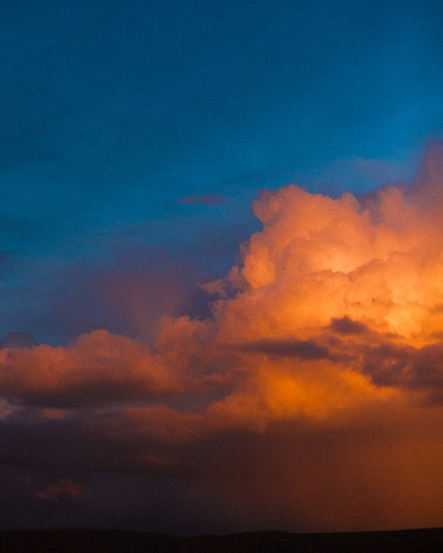 Sunset Clouds I - Mike Monaghan Photographer