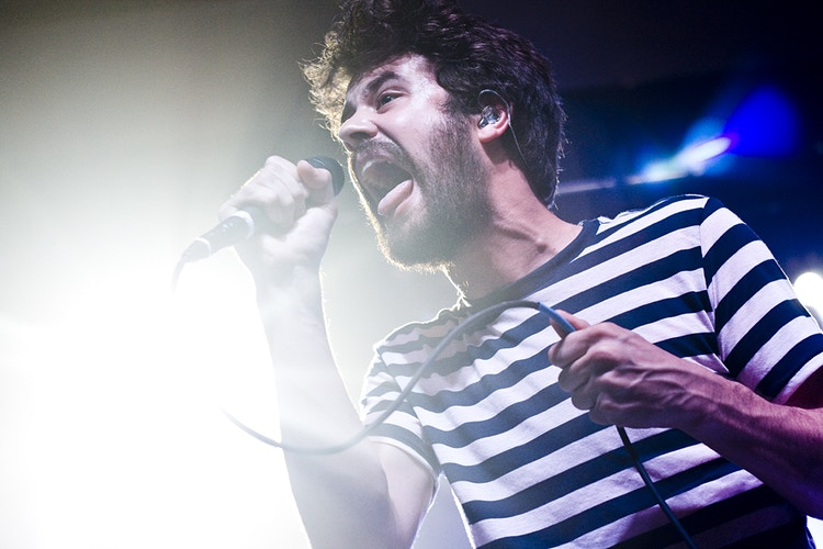 Passion Pit - Mike Wilson Photography