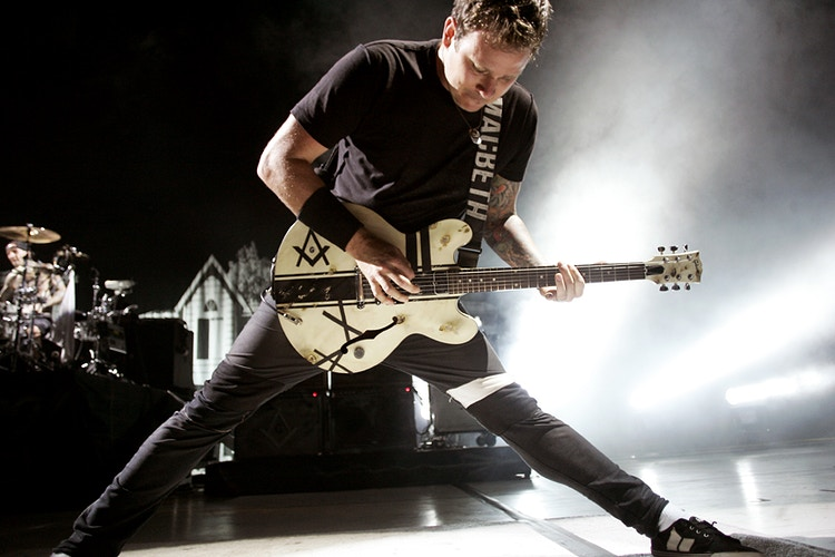 Blink 182 - Mike Wilson Photography