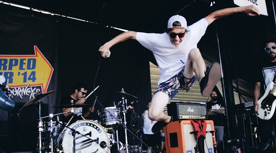 Derek - State Champs - Mike Wilson Photography