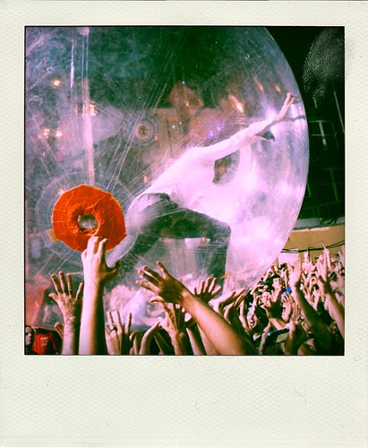 The Flaming Lips - Mike Wilson Photography