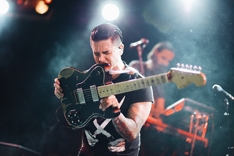 Dashboard Confessional - Mike Wilson Photography