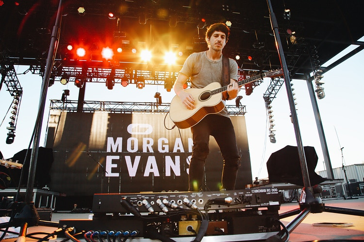 Morgan Evans - Mike Wilson Photography
