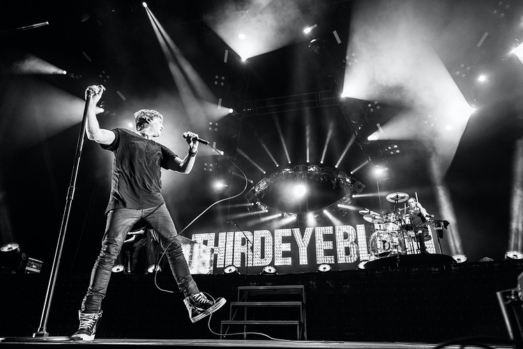 Third Eye Blind - Mike Wilson Photography