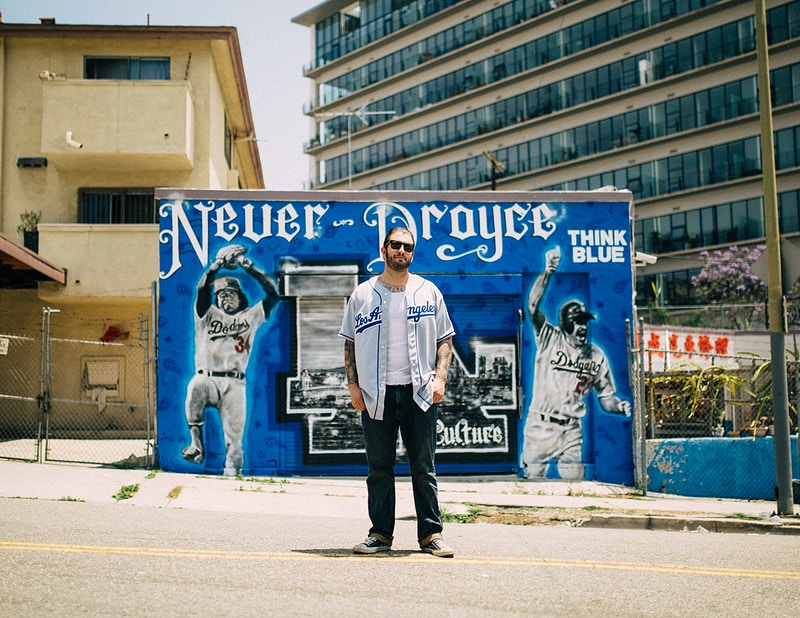 Never X Dodgers - MIKE WINDLE