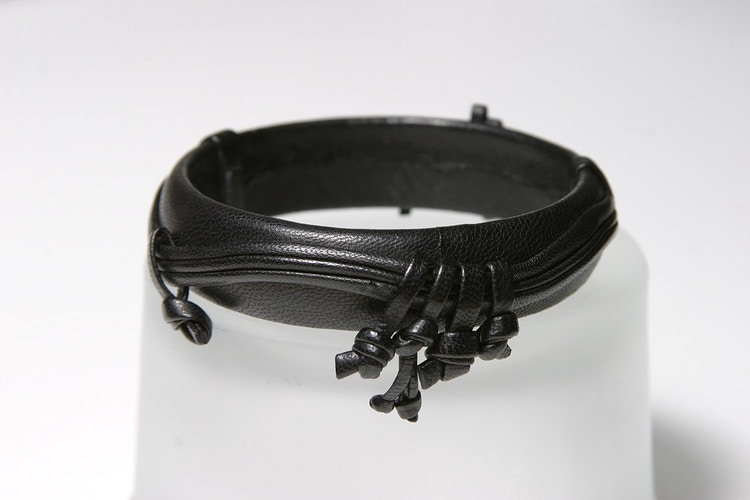 Leather Jewelry And Accessories - Mila Gokhman