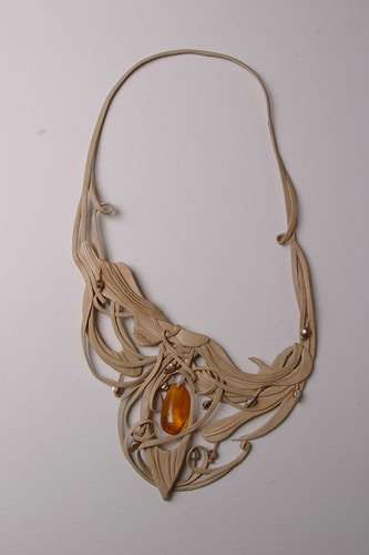 Necklace, 1990 - Mila Gokhman