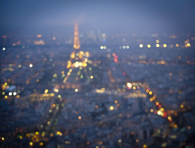 Remembering the Eiffel - Photography by Milos Markovic