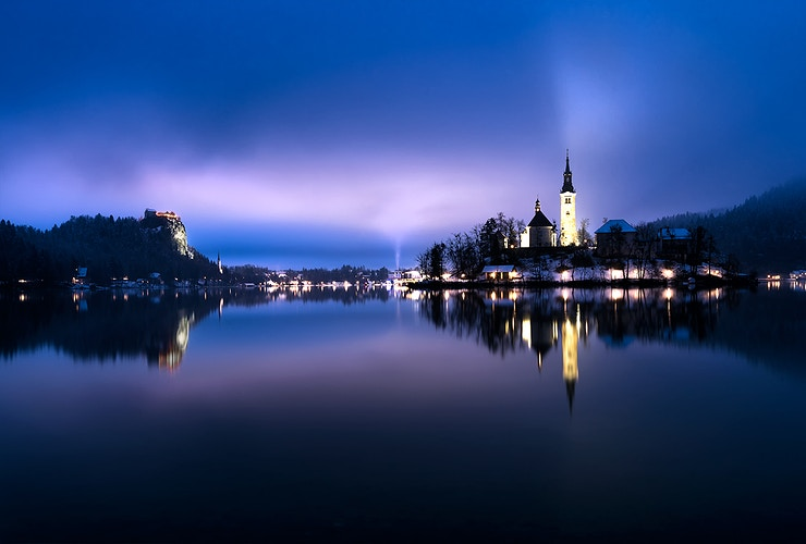 Reflections - Photography by Milos Markovic