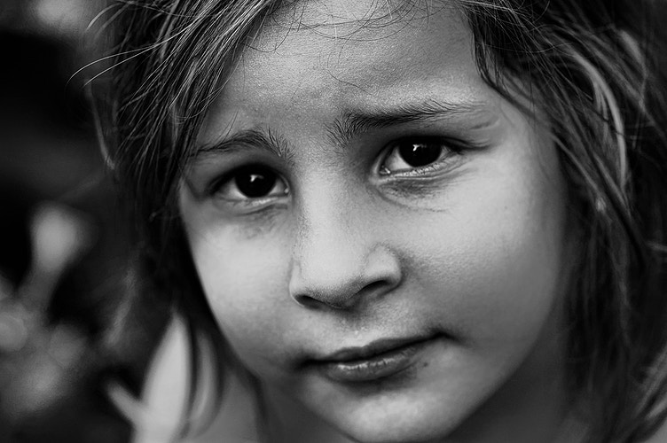 Days of innocence - Photography by Milos Markovic