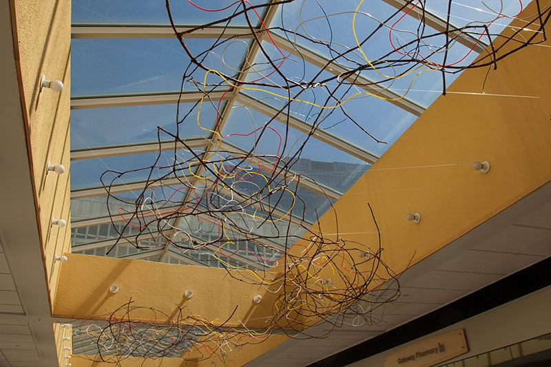 Gateway Center Concourse Public Art 2015 - Ming-Jer Kuo