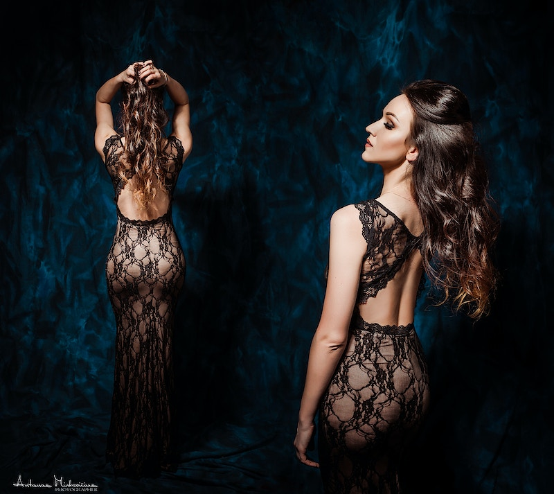 Women Portrait - Sensual BodyArt photography