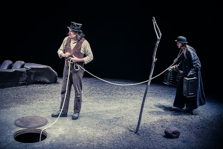Waiting for Godot - The Catcher