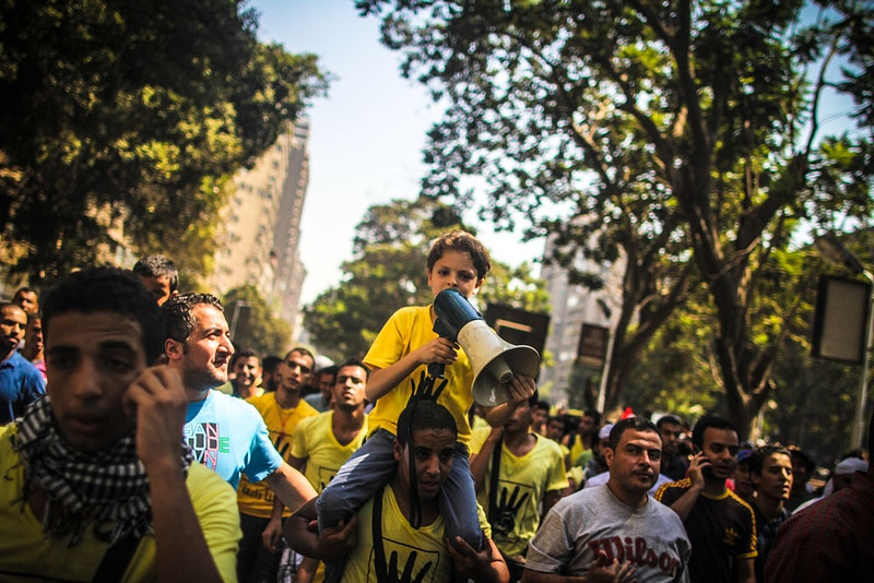 Breaking The Coup Aug 2013   Present - Mosa'ab Elshamy