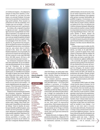 In Print - Mosa'ab Elshamy