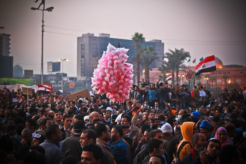Egypt The Aftermath Of Mubarak 2011 - Mosa'ab Elshamy