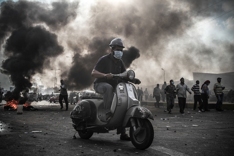 Egypt The Fall Of Rabaa 2013 - Mosa'ab Elshamy