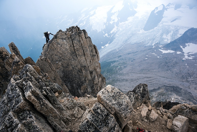 Bugaboo Scrambles - Matthew Tangeman | Adventure Photography