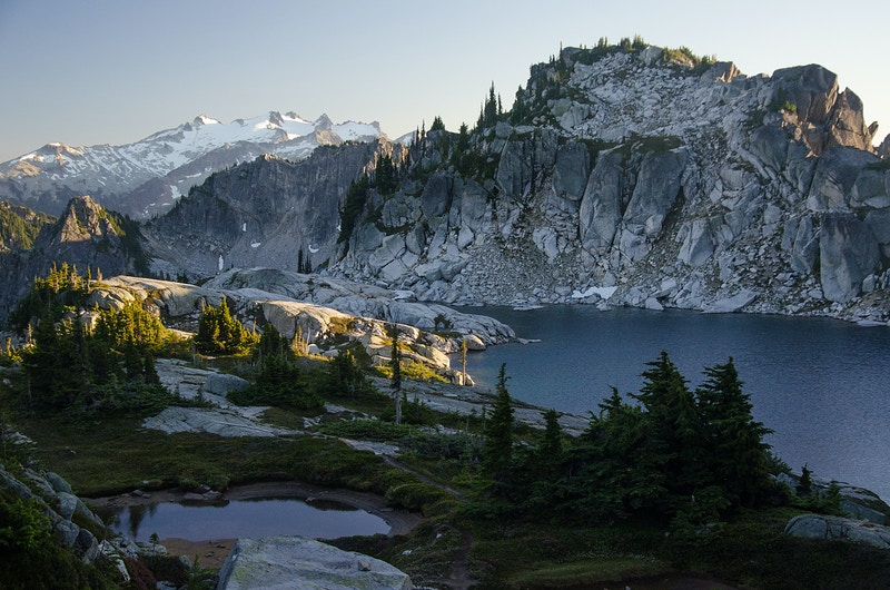 Alpine Lakes Wilderness - Matthew Tangeman | Adventure Photography