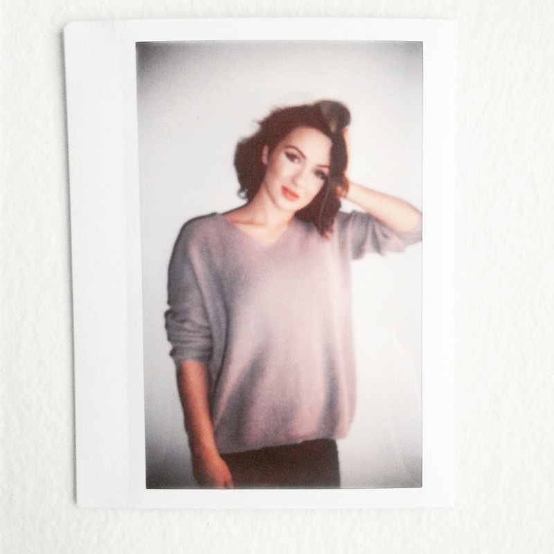 Instax - Ardean Peters | Toronto Photographer | Portraits, People & Light