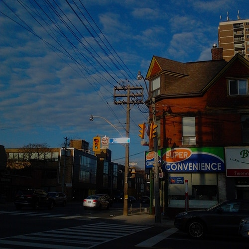 Avenue & Davenport - Photography by Ardean | Toronto Photographer Ardean Peters
