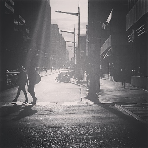 Yonge and St.Clair - Ardean Peters | Toronto Photographer | Portraits, People & Light
