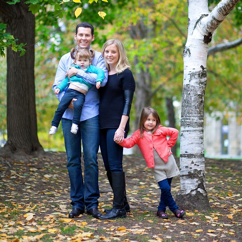 Family Portrait Pricing - Photography by Ardean | Toronto