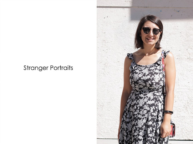 Stranger Portraits 2018 - Ardean Peters | Toronto Photographer | Portraits, People & Light