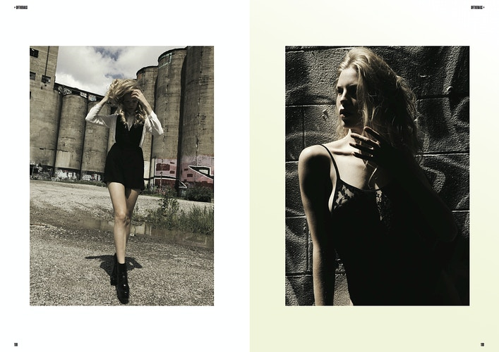 Off The Rails Magazine - Myranda Thigpen | Wardrobe Stylist