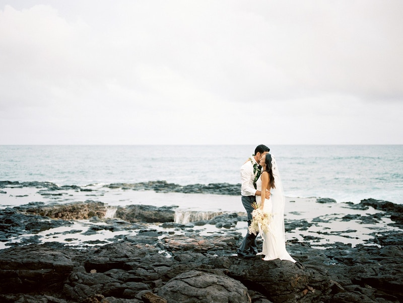 Kareen And Brad Koloa Kauai - Mist of Morning Photography