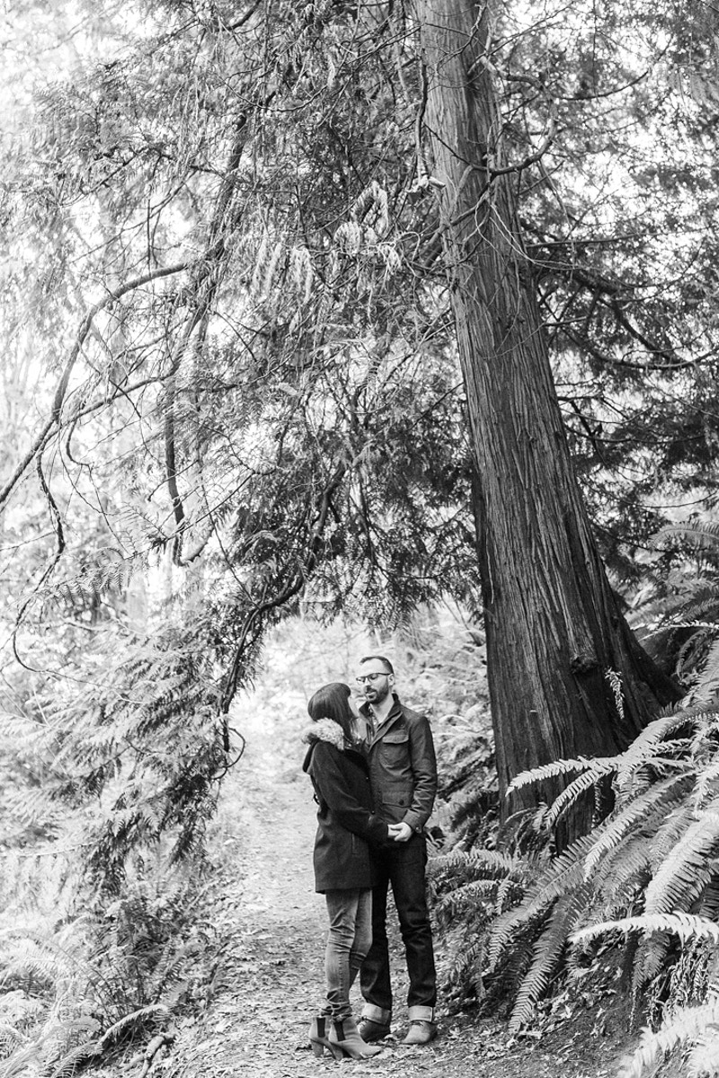 Matt And Beth Seattle Washington - Mist of Morning Photography