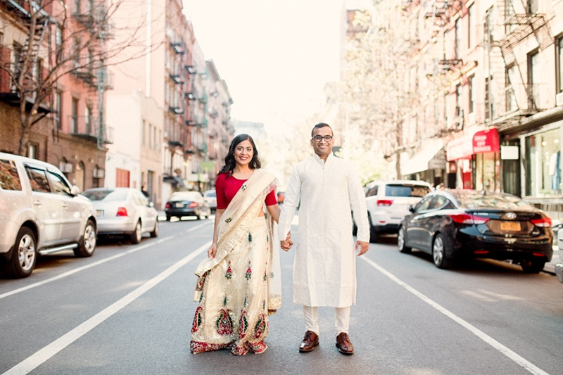 Nikhil And Ananita New York New York - Mist of Morning Photography