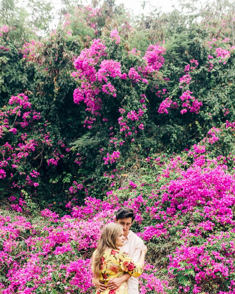 Cory And Hayleigh Honolulu Hawaii - Mist of Morning Photography