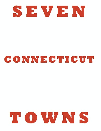 Seven Connecticut Towns Selections 2016 - Nate Lerner