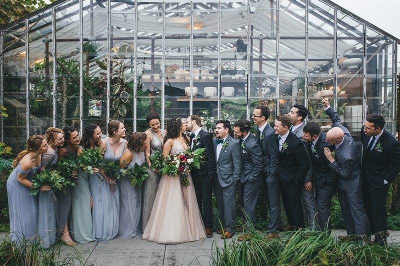 Molly James Wedding - Nate Smith | Portland Wedding & Portrait Photographer