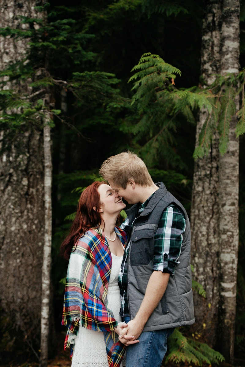 Kass Michael Engagement - Nate Smith | Portland Wedding & Portrait Photographer