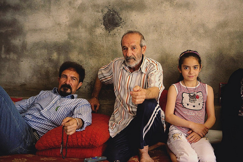 Syrian Refugees - NATHAN R. SMITH