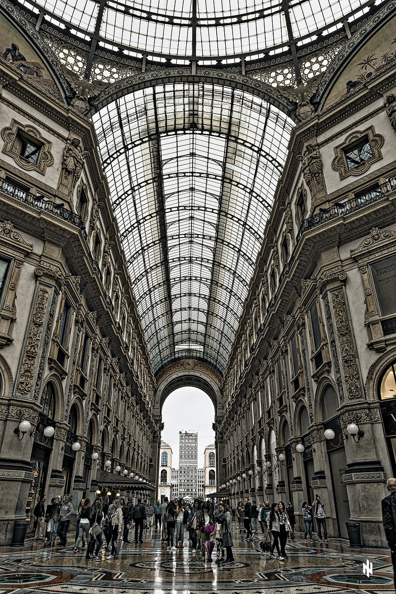 Milan - Nausher Nash Banaji Photography