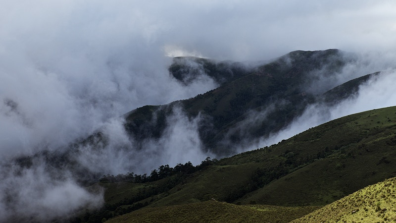 Bhutan Cloud Bound In The Land Of The Thunder Dragon - New Light Dreams Photography